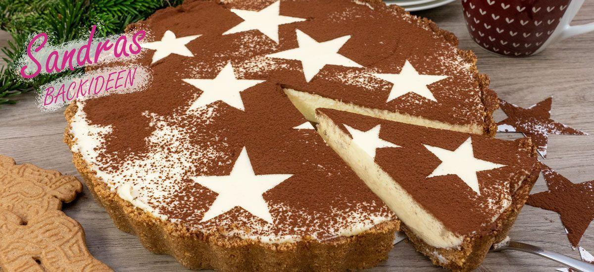 Spekulatius Mascarpone Torte