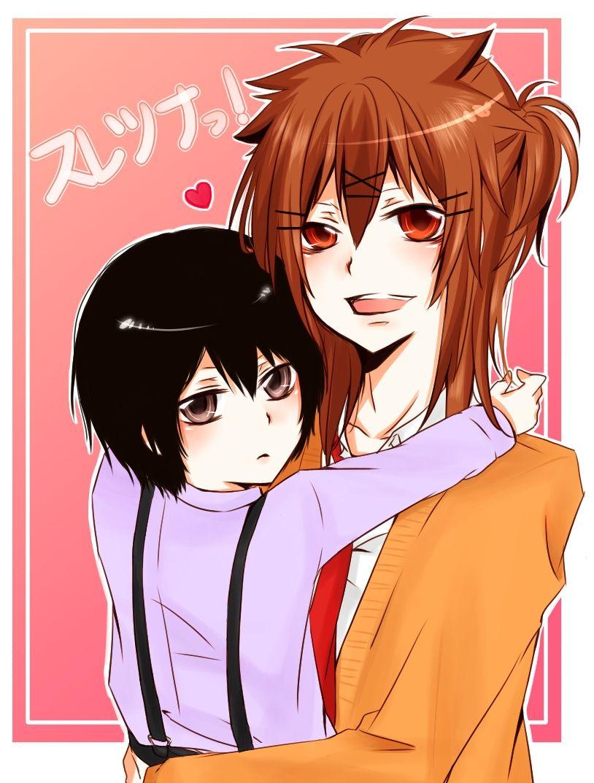 Fem Tsuna and Hibari