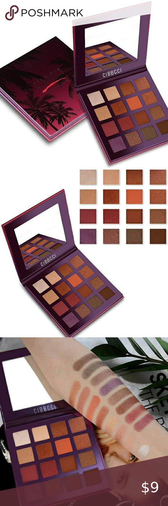 3 20 Eyeshadow Makeup Palette 16 Colors Eyeshadow Eyeshadow Makeup Makeup Palette