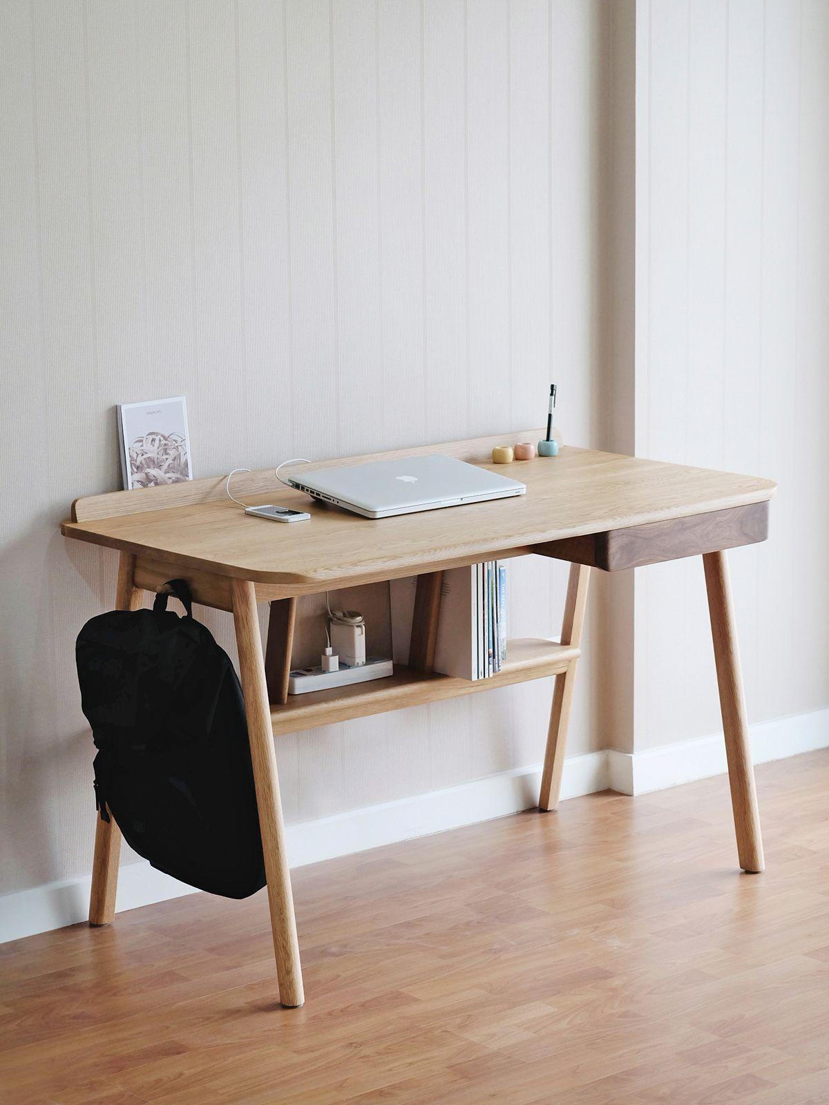 Plywood Desk Design : plywood, design, Creative, Office, Urban, Living., Designed, KILTT, Designs,, Design,, Decor
