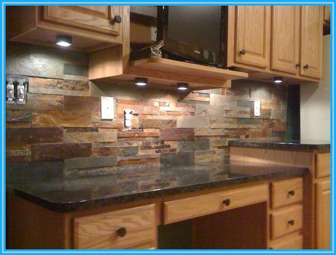 Kitchen Backsplash Ideas With Black Granite Countertops ... on Backsplash Ideas For Black Granite Countertops  id=37247