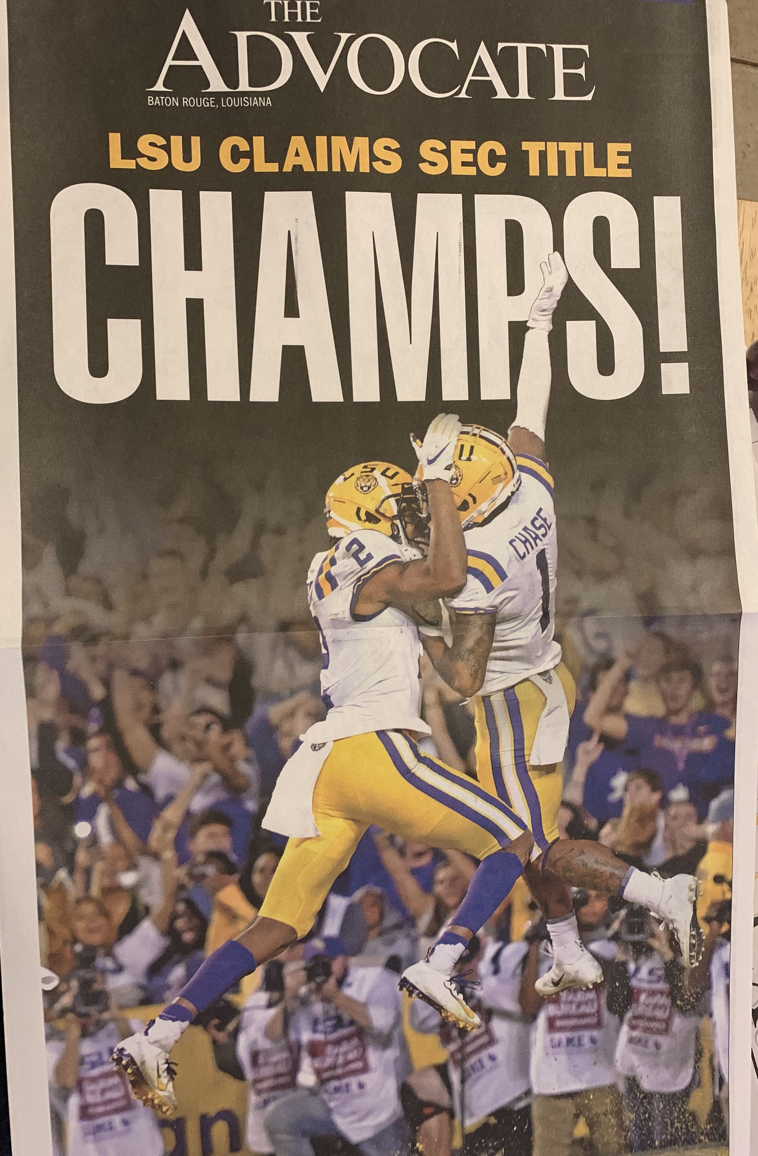 Pin by Jennifer Hicks on Geaux Tigers in 2020 (With images