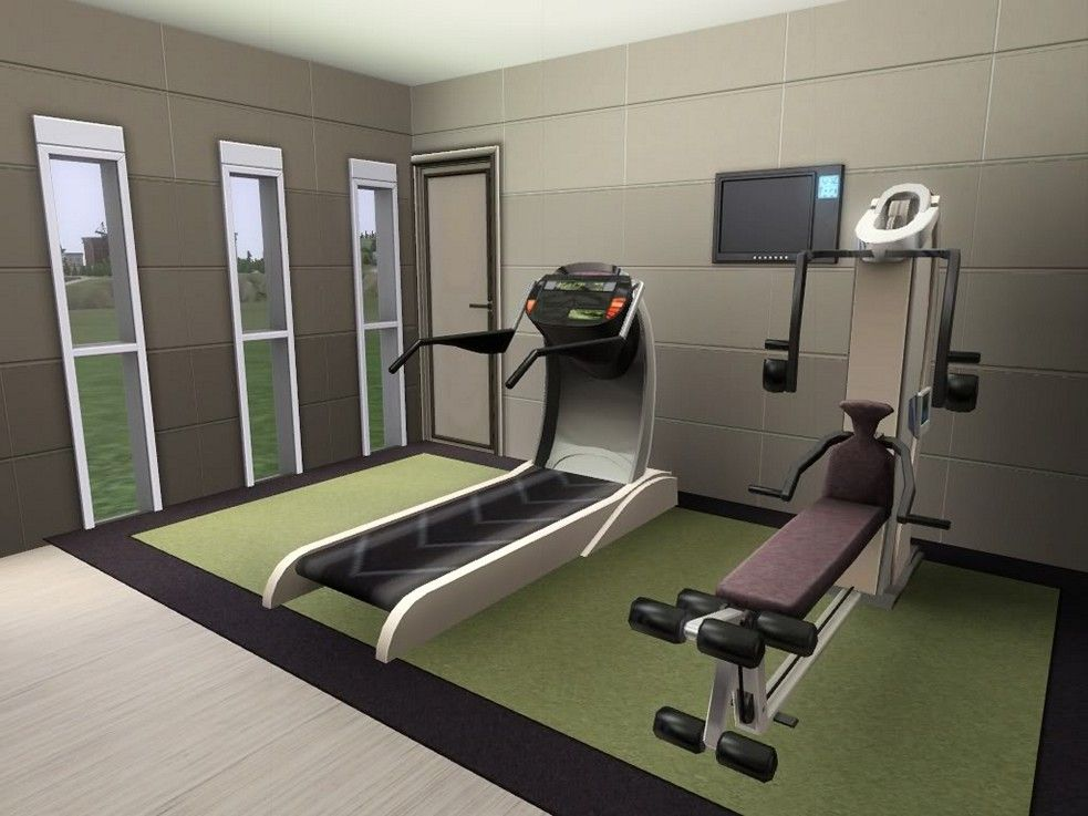 Cool home gym flooring ideas pinterest