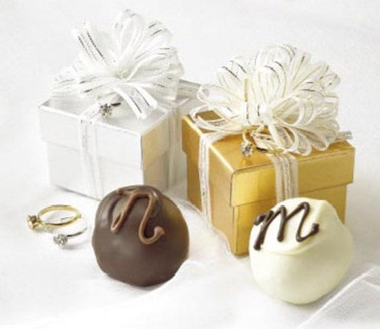 Diva Entertains Offers A Sinfully Delicious Line Of Fine Chocolate Truffles Wedding Favors Your Choice 18 Flavors All Gift Packaged
