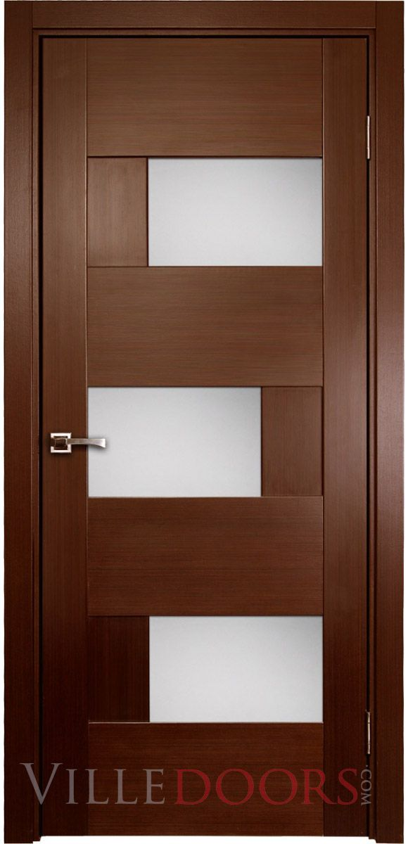 Glass Door Designs For Bedroom glass bedroom doors Dominika Contemporary Interior Door With Glass