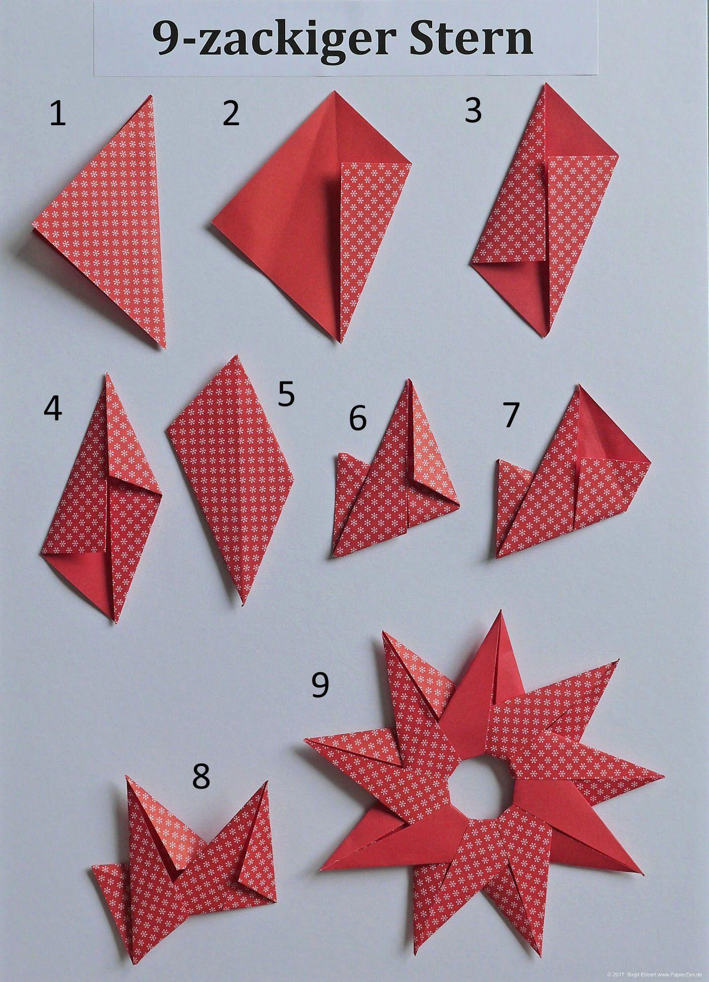 Origami Stern Falten Einfach : bildergebnis f r origami papier sterne origami stern ~ Watch28wear.com Haus und Dekorationen
