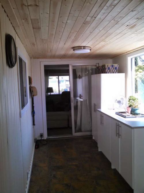 Complete DIY Mobile Home Transformation: Spectacular