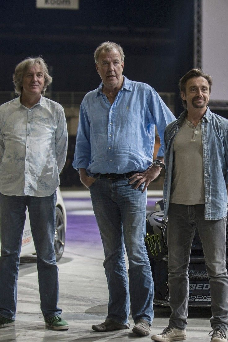 Confirmed the top gear trio have found a new tv home