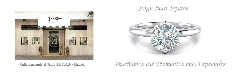 7dc3097ac567 Jorge Juan Joyeros Joyas De Diamantes