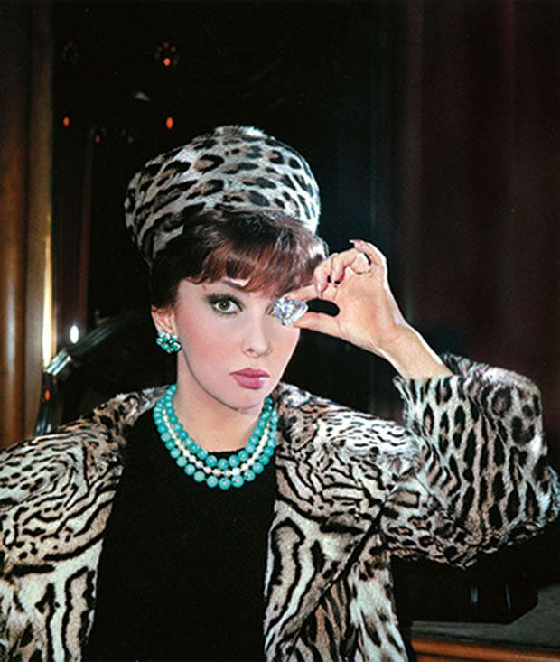 Gina Lollobrigida's jewelry sold at Sotheby's