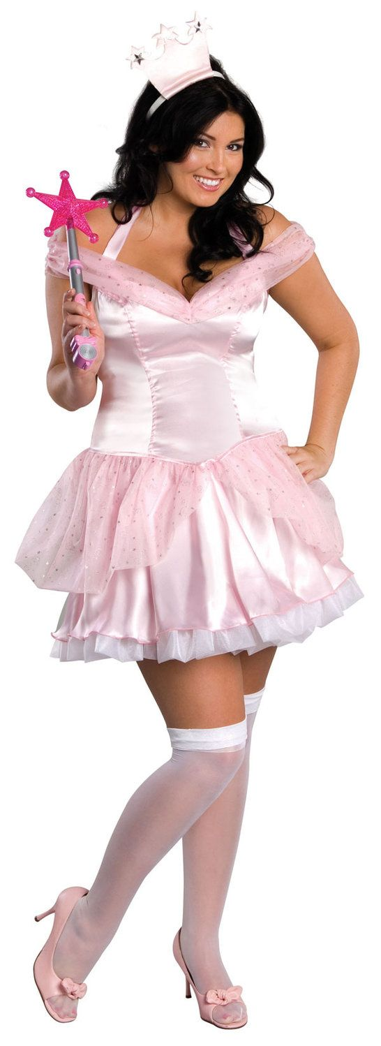 Secret Wishes Glinda the Good Witch Plus Size Costume | halloween ...