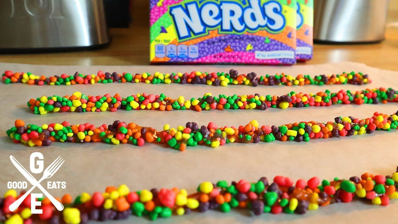 The EASIEST Way To Make Nerd Ropes | GoodEats420.com - YouTube