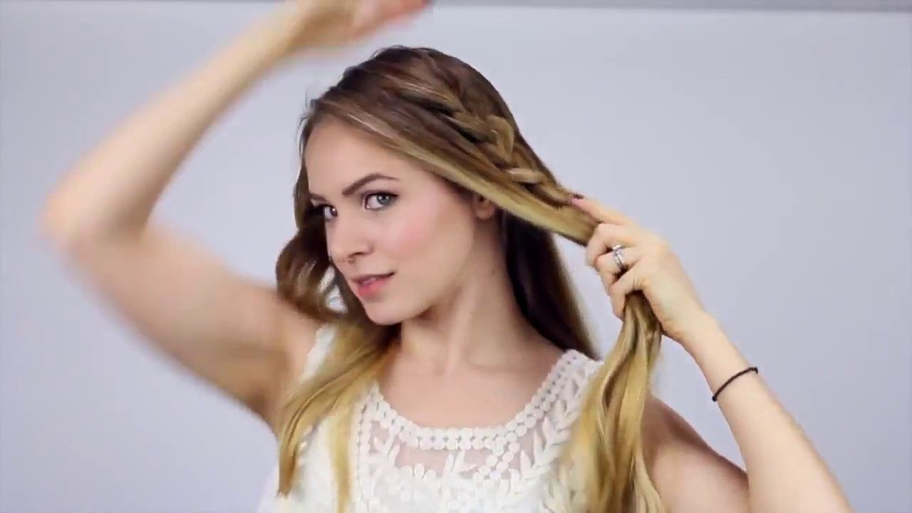 Hairstyles for long hair braids video 2017 easy braids for long hairstyles for long hair braids video 2017 easy braids for long hair to do yourself solutioingenieria Image collections