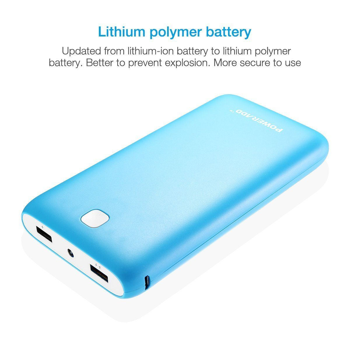 Ipad Pro Battery Pack Portable External Battery 20000mah Power Mobile iPhone