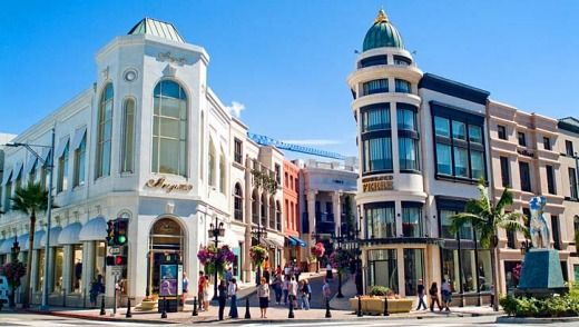 Image result for rodeo drive los angeles