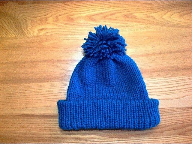 b394907c 3.Addi Express How To Make A Brim Hat (Loom Knit Style)   Addi ...