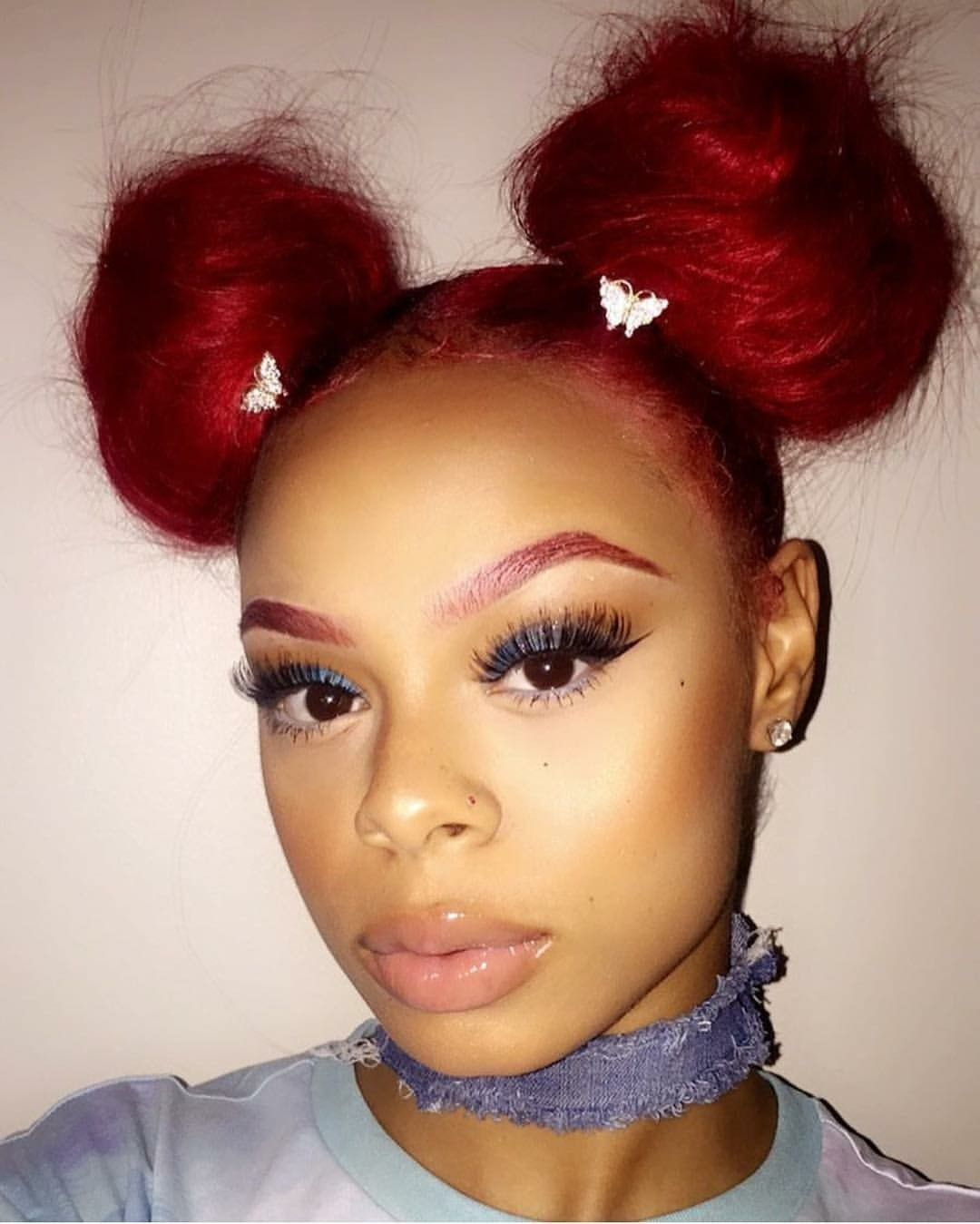 Pin by tia on hair pinterest