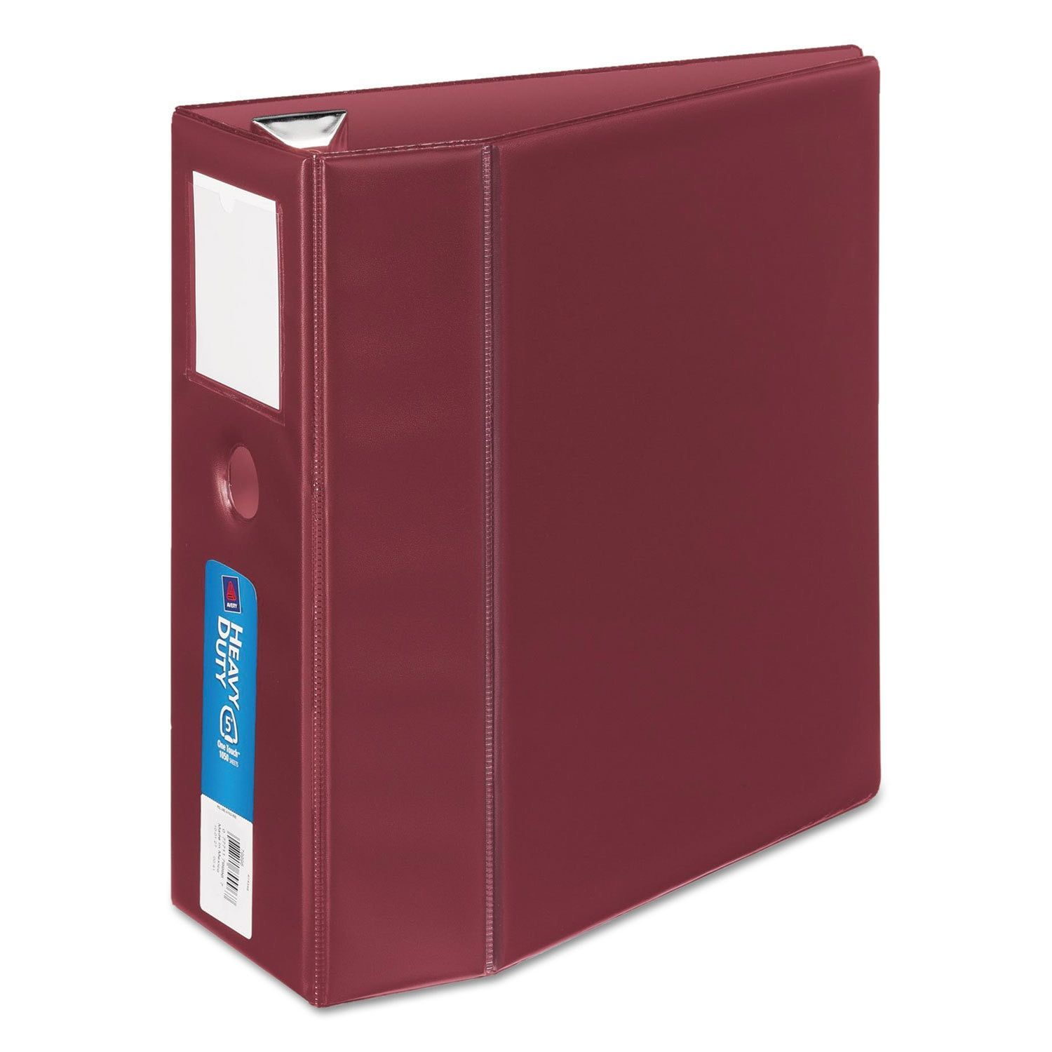 avery heavy duty binder with one touch ezd rings 11 x 8 1 2 5 inch
