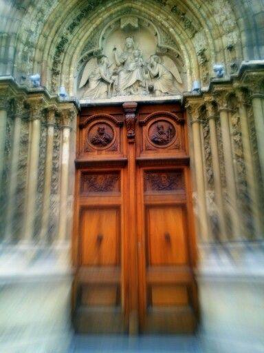 Beautiful Archway.... Paris, France