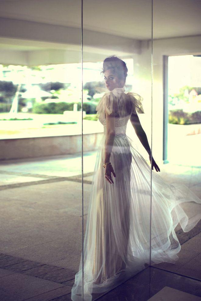 Zahavit Tshuba Wedding Gowns + My Dress of the Week - Belle The Magazine