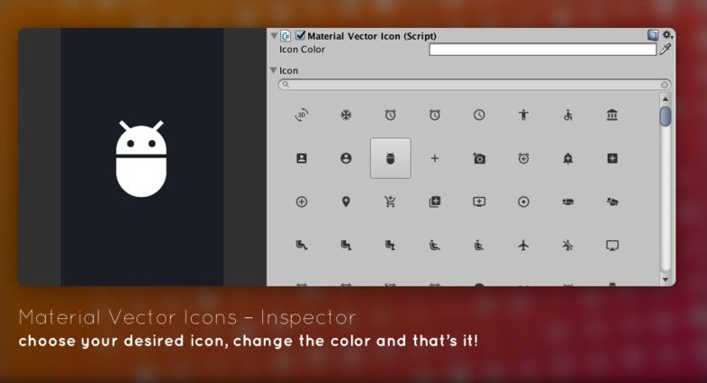 Material Vector Icon Component Sponsored Tools Icon Vector