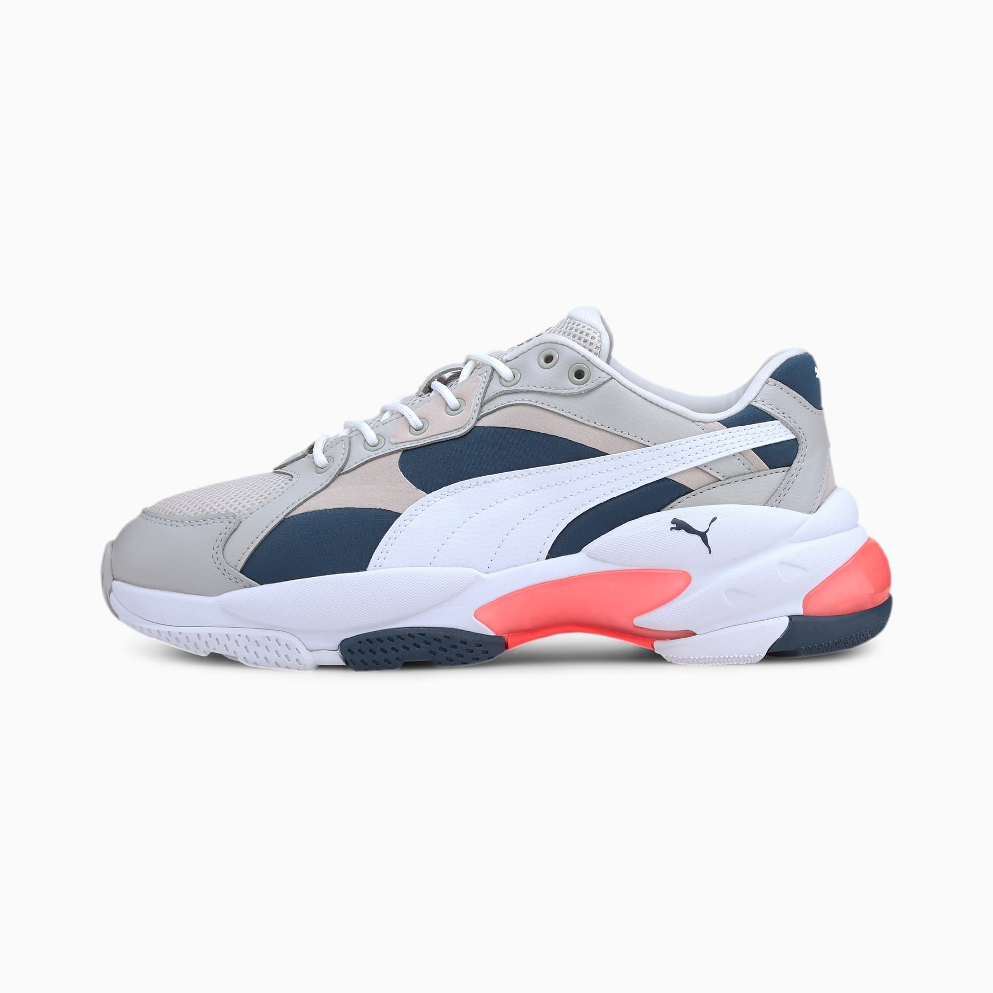 Photo of PUMA Lqdcell Epsilon Pt Trainers,  Grey Violet/Dark Denim, size 10.5, Shoes