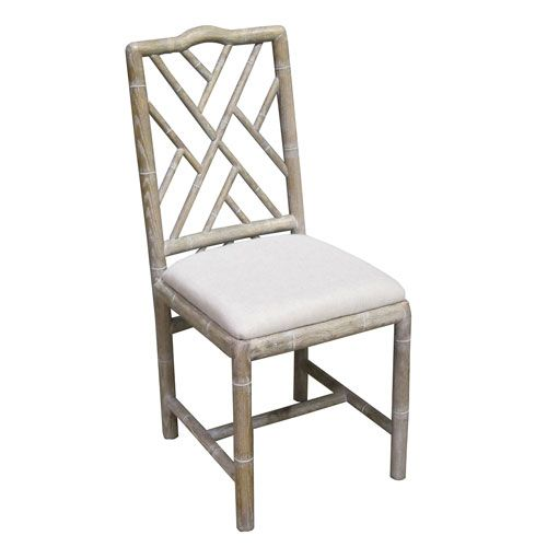 Sarreid English Bamboo Side Chair 26433 Bellacor Side Chairs Dining Side Chairs Dining Chairs