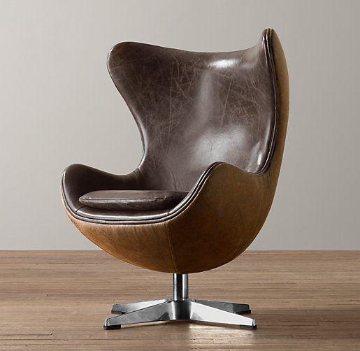Mini 1950s Copenhagen Chair RH