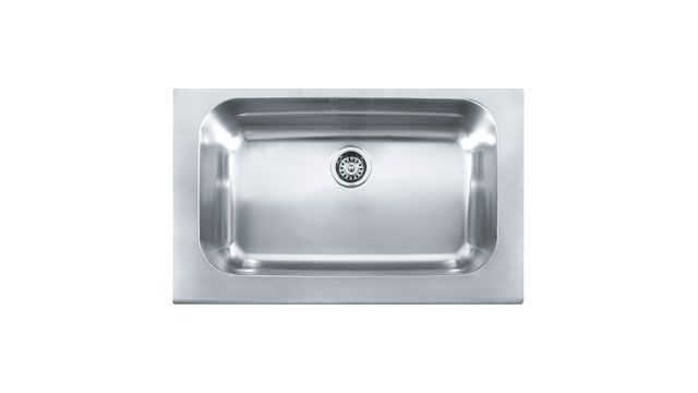 Franke Kitchen Sinks Manor House Mhx Oxx110 Stainless Steel