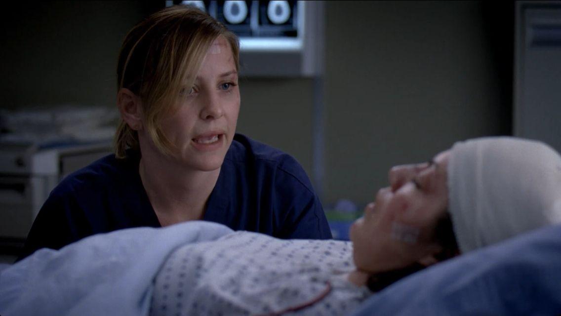 When Callie Answers Her Yes Callietorres Arizonarobbins