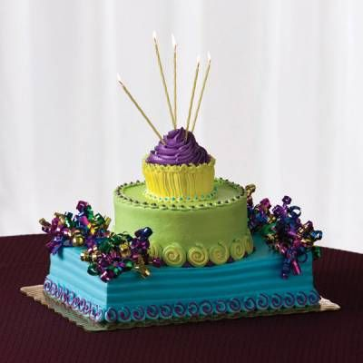 Food Entertaining Publix Bakery Selections Decorated Cakes