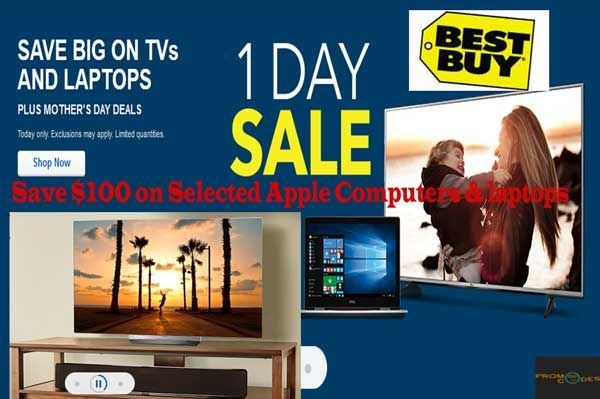 Save 100 On Selected Apple Computers Laptops You Can Buy In 100 The Branded Company Apple S Lapto Cool Things To Buy Best Buy Promo Online Shopping Coupons