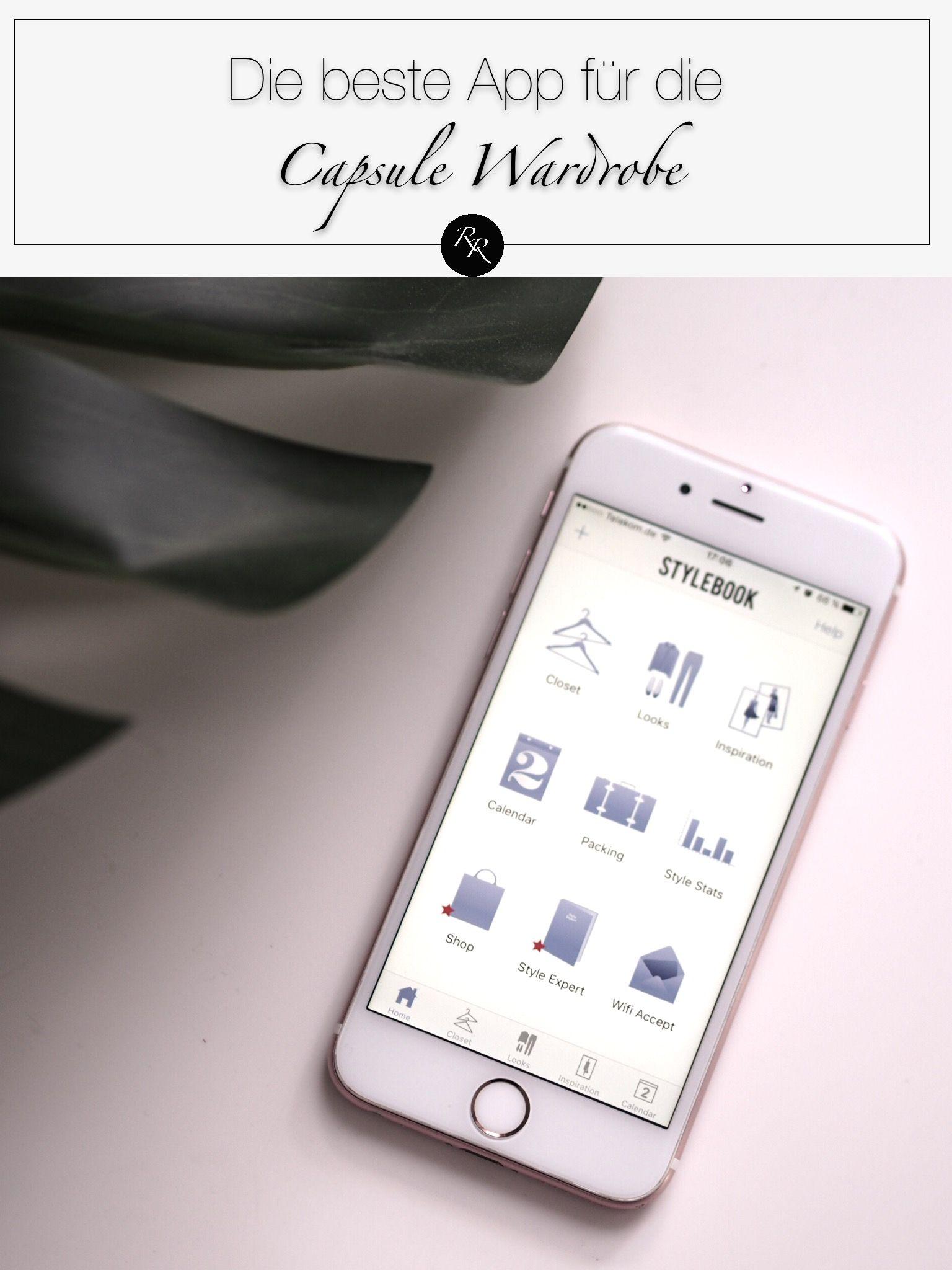 Die beste App für euren Kleiderschrank - Die Stylebook App ...