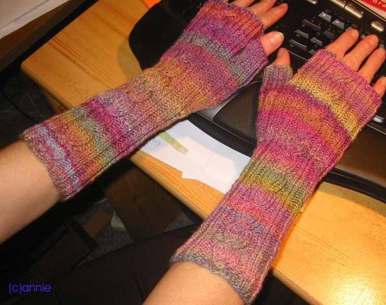 Photo of Stricknetz  -Handstulpen- Rund um die Themen Stricken, Maschinestricken, Str…