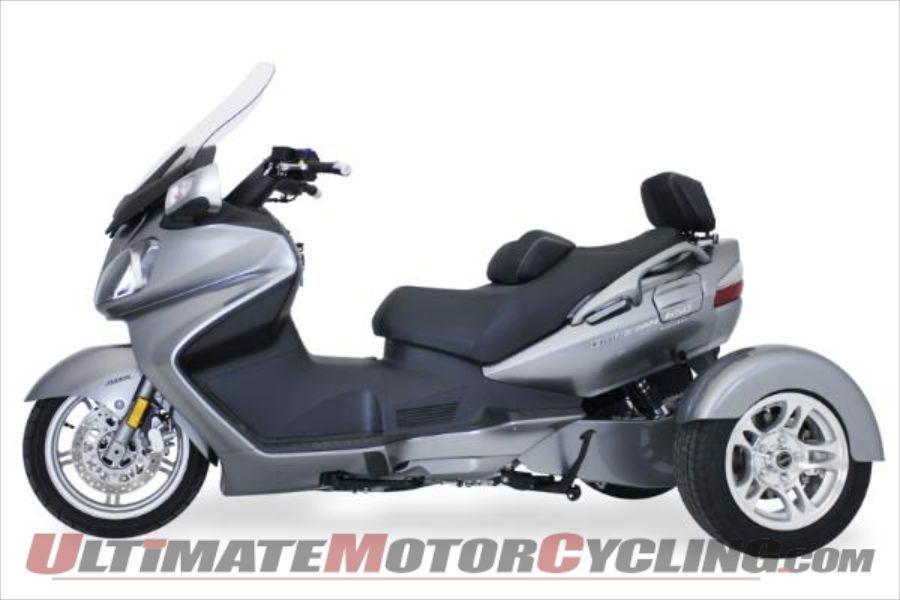Suzuki Burgman Trike Uk