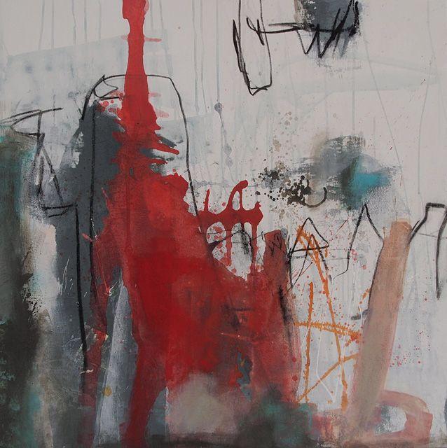Abstrakte Kunst von Iris Rickart - Unikatbild 266