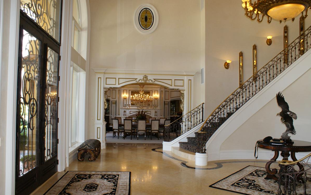 Luxury Staircases Luxury Stairs Gallery Beautiful Curved Staircases In California Foyer 39 S