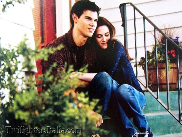 Jacob and Bella : what their life together would have been like
