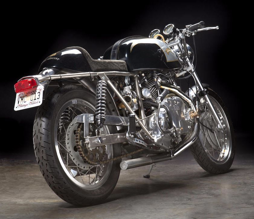 1948/1970 EGLI-VINCENT 998CC RAPIDE TO LIGHTNING SPECIFICATION
