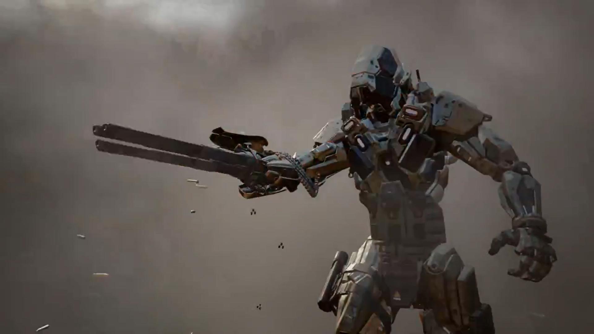 Experimental War Robot 115 Reaper Call Of Duty Black Ops 3 Call Of Duty Black Reaper