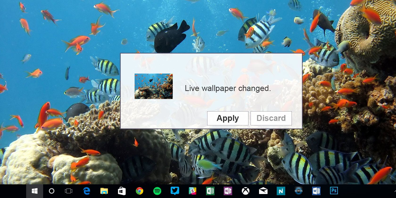 How To Set Live Wallpapers Animated Desktop Backgrounds In Windows 10 Animated Desktop Backgrounds Motion Wallpapers Moving Wallpapers