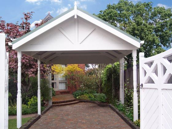 Carports Melbourne | Timber Carports Melbourne | MORE THIS AND THAT ...