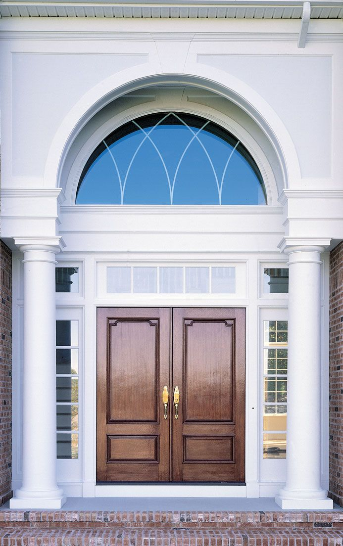 Elegant Pinecrest fine wood doors leaded glass doors hand carved doors and made to - Beautiful finewood Photo