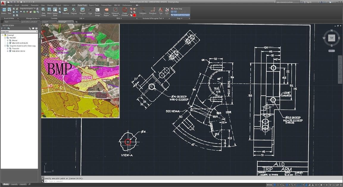 Autodesk AutoCAD 2017.2 for Mac 破解版 二维绘图和基本三维设计