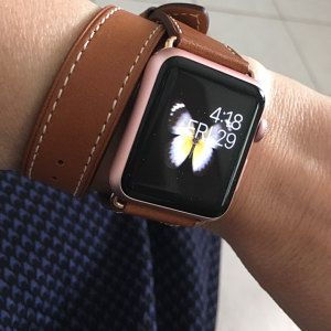 Apple Watch Bands l Wearable Tech l Leather Goods by