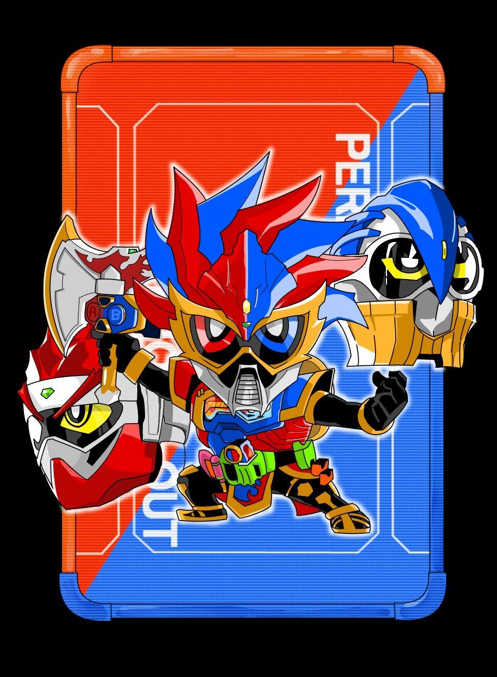 Pin oleh Captain Marvelous di Kamen Rider ExAid 仮面ライダー