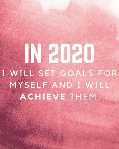 Resolution quotes inspiration life for 2020 year. In 2020 ...