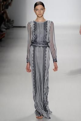 Tadashi Shoji Spring 2015 Ready-to-Wear Fashion Show: Complete Collection - Style.com