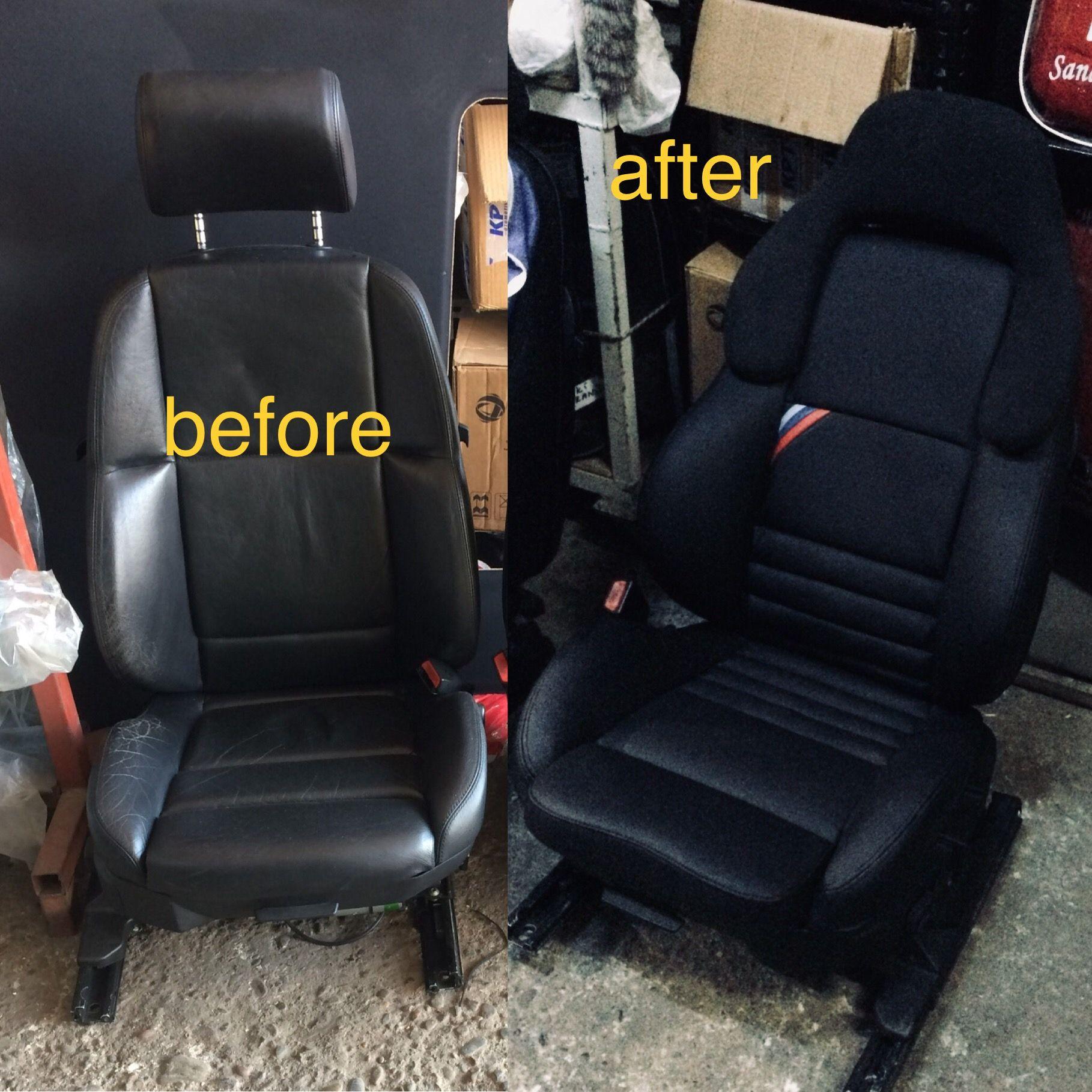 Recaro Seat Vader M3 Seat Conversion