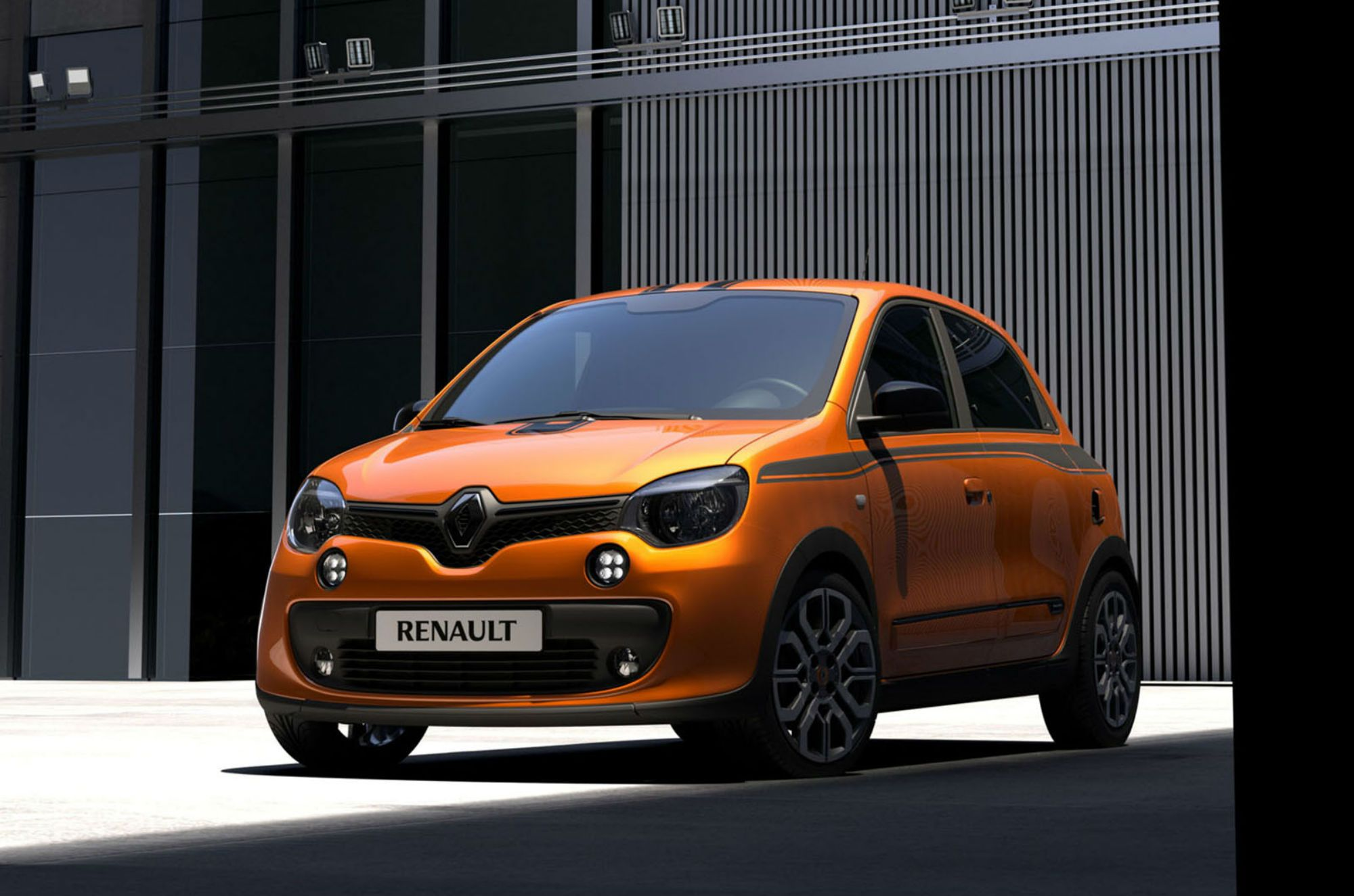 The Renault Twingo City Car Has Just Got A Little Hotter New